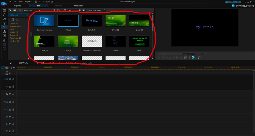 video editing templates - Forte.euforic.co